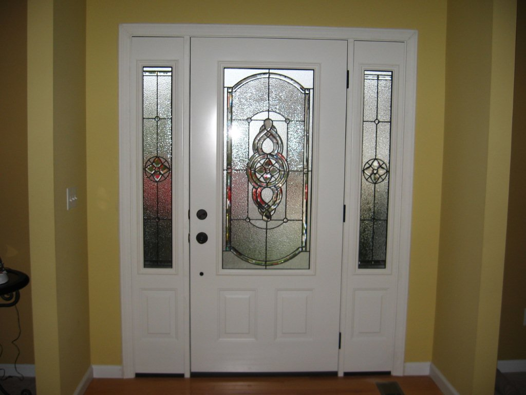 768 #5E4D2B Replacement Entry Doors In St. Louis Glass Residential Entry Doors pic Glass Entry Doors Residential 39611024