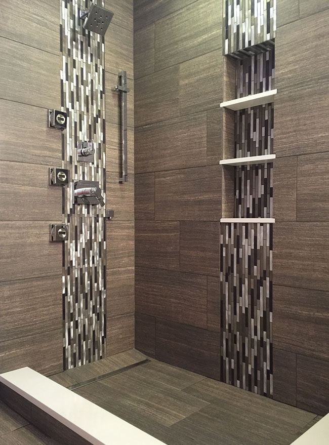 Installing Shower Tile Wedi Shower Systems Backerboard, Glass Block Shower Kits ...