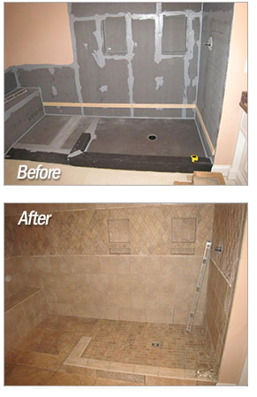 If You Or Your Client Wants A Tile Shower The Answer Should Be A  Resounding, U201cWhy Not!u201d Donu0027t Let The Antiquated Procedures Of Installing A Tile  Shower ...