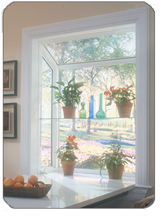 Kitchen Plant Window Home Design