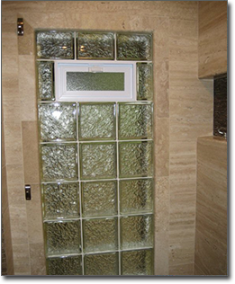 Glass Block Bathroom Windows In St Louis Privacy Glass Windows