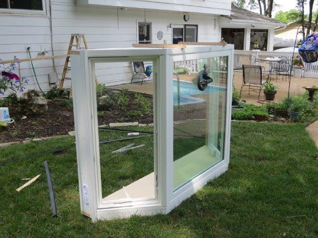 Replacement Bay Windows In St Louis Garden And Bow Windows