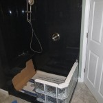 glass block shower design 4 150x150