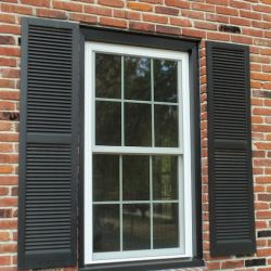 Elements Double Hung with Grids
